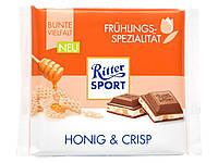 Шоколад Ritter Sport Honig Crisp, 100г