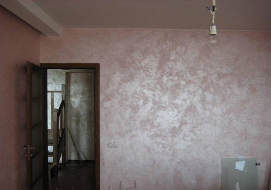 Декоративная краска TD  Base Vellutto silver