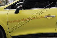 Накладки на ручки Omsa на Renault Clio 2012
