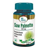 Экстракт пальмы сереноа / Saw Palmetto, Apollo Pharmacy / 30 кап.