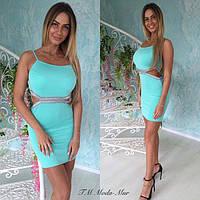Женское стильное платье ССХ 45