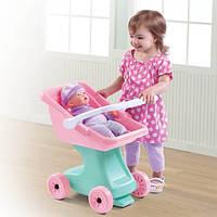 Детская коляска для куклы - Step 2 - США - розового цвета