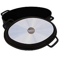 Каструля з кришкою-сковородою Біол 4л, фото 1