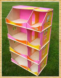 Домики для кукол и мебель