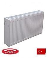 Стальной радиатор Sanica 33k 500*700