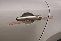 Накладки на ручки Omsa на Renault Fluence 2009-2012