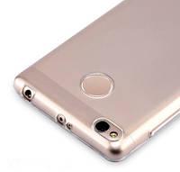 Силиконовый прозрачный чехол для Xiaomi Redmi 3s / 3s pro / 3 pro