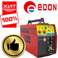 Инверторный сварочный полуавтомат Edon MIG-280