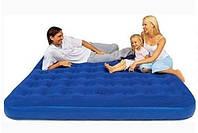 Двуспальный надувной матрас Bestway 67004 (203х183х22 см.)