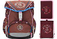 K17-704S-1 Набор школьный Kite(Рюкзак+сумка+пенал)