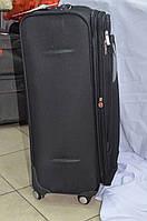 Большой чёрный чемодан Chariot