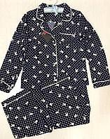 Легкий комплект для дома,рубашка и штаны-пижама