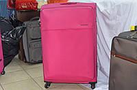 Большой малиновый чемодан Wanlima