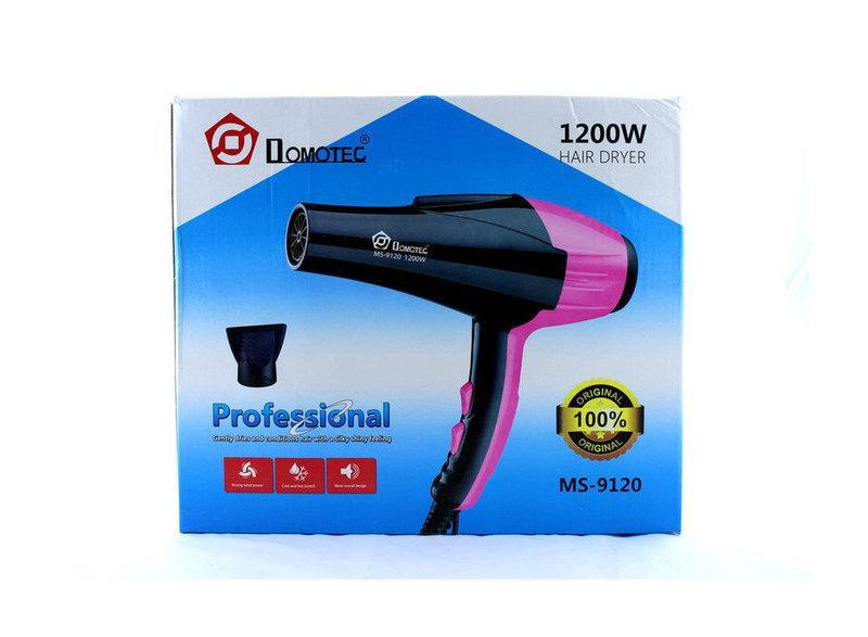 Фен для волос Domotec MS 9120