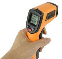 Пирометр инфракрасный с лазерным указателем GT 320 ( SRG320 ) -50~380℃ ( 12:1 )