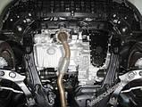 Защита картера двигателя и кпп Suzuki Kizashi 2010-, фото 5
