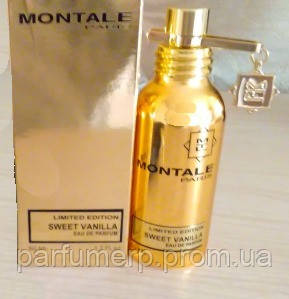 Montale Sweet Vanilla (50мл), Unisex Парфюмированная вода  - Оригинал!
