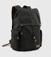 Городской рюкзак MOYYI Canvas Fashion BackPack (black)