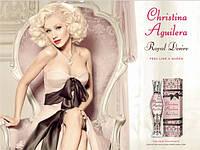 Парфюмированная вода Christina Aguilera Royal Desire 75мл