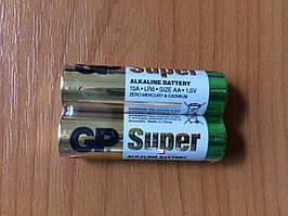 Батарейка GP Alkaline мини-пальчиковая