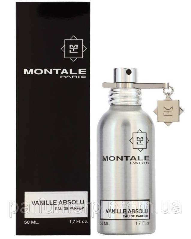 Montale Vanilla Absolu (50мл), Женская Парфюмированная вода  - Оригинал!