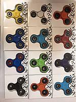 Спиннер / Спинер / Fidget spinner / Hand spinner с подшипниками. Зеленый, синий, черный, красный, желтый,белый