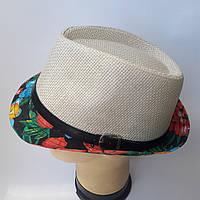 Шляпа молодежная челинтано Размер 56,57-58
