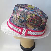 Шляпа молодежная челинтано Размер , 56 57 58