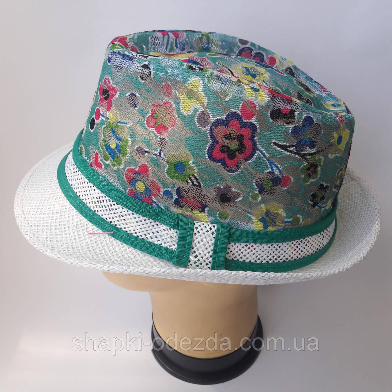 Шляпа молодежная челинтано Размер, 56 57 58