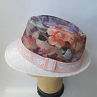 Шляпа молодежная челинтано Размер ,56 57 58