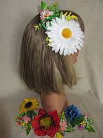 Заколка с цветком (26/22), фото 1