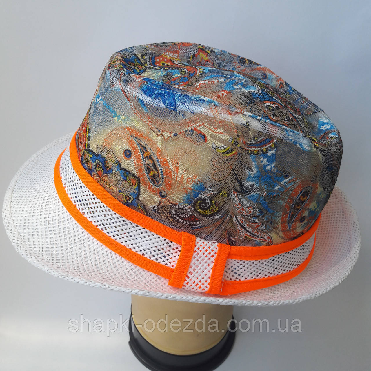 Шляпа молодежная челинтано Размер ,56,57,58