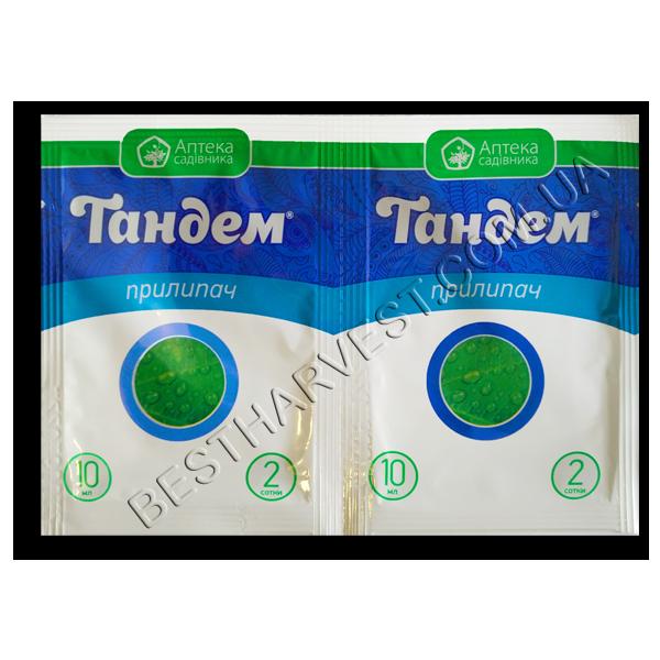 Прилипатель Тандем 10мл (на 2 сотки) оригинал