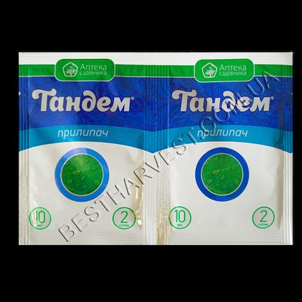 Прилипатель Тандем 10мл (на 2 сотки) оригинал, фото 2