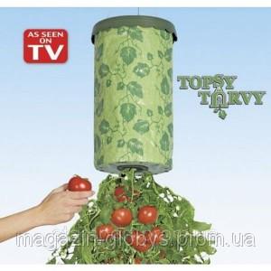 """Плантатор Topsy Turvy, Planter выращивание Овощей  - Интернет-магазин """"Аermix"""" в Николаеве"""