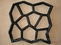 Купить форма садовая дорожка, тротуарная плитка, садовая форма. 5 ШТУК