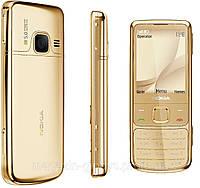Nokia 6700, золотая, металический корпус, 2 Sim