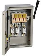 Ящик разрыва ЯРП-250 с рубильником BILMAX и предохранителями на 250А