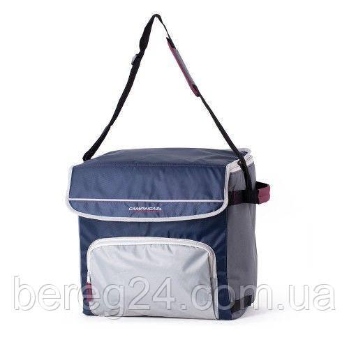 """Кемпинг Изотермическая сумка """"Пивная"""" CAMPINGAZ Fold'n Cool Classic 30L New Dark Blue iзотермiчна сумка"""