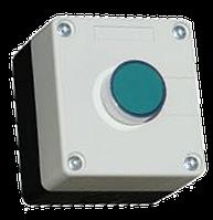 Пост кнопочный одноместный (1 зелёная кнопка)