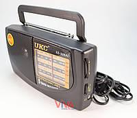 Радиоприемник Kipo UKC KB-308 AC (от сети, от батареек)