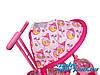 Велосипед детский трехколесный Princess (розовый), фото 7