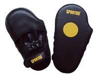 Лапы для кикбоксинга Sportko, большие, кожаные арт. ПК-4