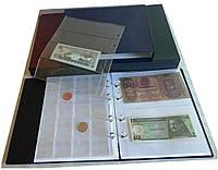 Подарочный альбом Fisсher с футляром для монет и банкнот, фото 1