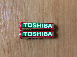 Батарейка Toshiba мини пальчик
