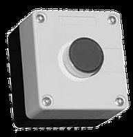Пост кнопочный одноместный (1 чёрная кнопка)