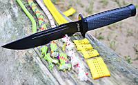 Нож нескладной Коршун, для туризма с антибликовым покрытием