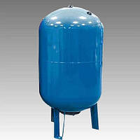 Гидроаккумулятор вертикальный AQUASYSTEM VAV 100 для систем водоснабжения.