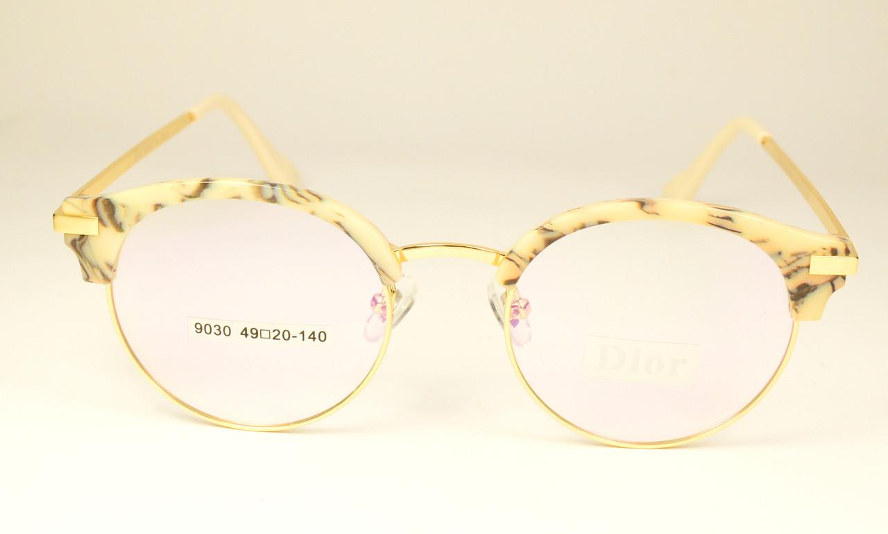 Очки для имиджа Dior (9030 C7) - ОПТ Оптика. Очки оптом Украина в eac0023ef9bb6