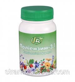 Полиэнзим-3.1 — 140 р — кардіологічна формула - Грін-Віза, Україна
